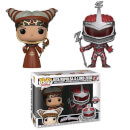 Power Rangers Rita & Lord Zedd EXC Pop! 2-Pack Figure