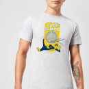 Looney Tunes ACME Face Guard Men's T-Shirt - Grey