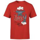 Looney Tunes ACME Anvil Men's T-Shirt - Red