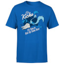 Looney Tunes ACME Kicks Men's T-Shirt - Royal Blue