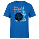 Looney Tunes ACME Insta Hole Men's T-Shirt - Royal Blue