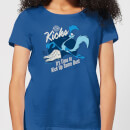 Looney Tunes ACME Kicks Women's T-Shirt - Royal Blue