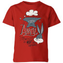 Looney Tunes ACME Anvil Kids' T-Shirt - Red