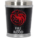Game of Thrones - Fire and Blood Shot Glass