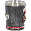 Five Finger Death Punch Shot Glass