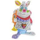 Disney Britto White Rabbit Figurine 7.0cm