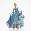Disney Showcase Christmas Cinderella Figurine 21.0cm