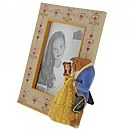 Disney Traditions Beauty and the Beast Frame 18.0cm