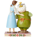 Disney Traditions Devoted Daughter (Belle and Maurice Figurine) 23.0cm