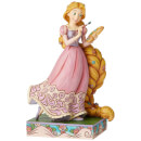 Disney Traditions Adventurous Artist (Rapunzel Princess Passion Figurine) 19.0cm