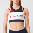 Tommy Hilfiger Sport Women's 2-in-1 Sports Bra - Sport Navy