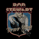 Rod Stewart Forever Young Sweatshirt - Black