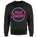 Rod Stewart Neon Sweatshirt - Black