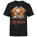 Queen Crest Men's T-Shirt - Black