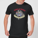Guns N Roses Jungle Skeleton Men's T-Shirt - Black