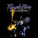 Prince Purple Rain Men's T-Shirt - Black