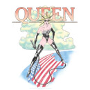 Queen Vintage Tour Men's T-Shirt - White