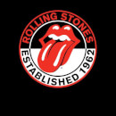 Rolling Stones Est 62 Men's T-Shirt - Black