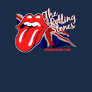 Rolling Stones Lick The Flag Women's T-Shirt - Navy