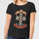 Guns N Roses Appetite For Destruction Women's T-Shirt - Black
