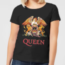 Queen Crest Women's T-Shirt - Black