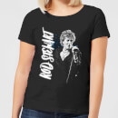 Rod Stewart Poster Women's T-Shirt - Black