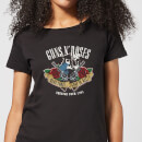 Guns N Roses Here Today... Gone To Hell Women's T-Shirt - Black