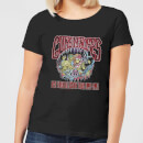 Guns N Roses Illusion Tour Women's T-Shirt - Black