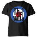 The Who Target Kids' T-Shirt - Black