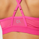 Calvin Klein Performance Women's Low Support Sport Bra - Cabaret