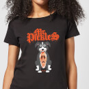 Mr Pickles Ripped Face Women's T-Shirt - Black