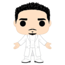 Pop! Rocks Backstreet Boys Kevin Richardson Pop! Vinyl Figure