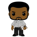 The Office Darryl Philbin Pop! Vinyl Figure
