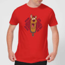 Scooby Doo Where Are You? Men's T-Shirt - Red