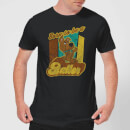 Scooby Doo Born To Be A Baller Men's T-Shirt - Black