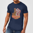 Scooby Doo Munchies Men's T-Shirt - Navy