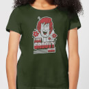 Scooby Doo Like, Groovy Man Women's T-Shirt - Forest Green