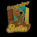Scooby Doo Born To Be A Baller Women's T-Shirt - Black