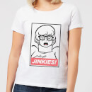 Scooby Doo Jinkies! Women's T-Shirt - White
