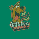 Scooby Doo Scooby Snacks Women's T-Shirt - Kelly Green