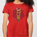 Scooby Doo Where Are You? Women's T-Shirt - Red