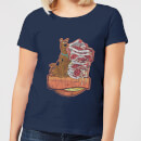 Scooby Doo Munchies Women's T-Shirt - Navy
