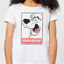 Scooby Doo Ruh-Roh! Women's T-Shirt - White