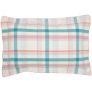 Joules Cottage Check Pillowcase - Oxford