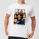 Friends Group Photo Men's T-Shirt - White