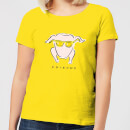 Friends Turkey Women's T-Shirt - Yellow