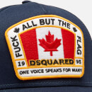 Dsquared2 Men's Flag Cap - Navy