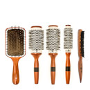 Head Jog Wood Ceramic Brush Set