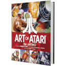 Atari T-Shirt & Book Bundle