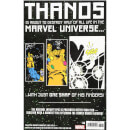 Infinity Gauntlet: Deluxe Edition Graphic Novel (Paperback)